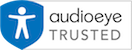 AudioEye Trusted Certification Badge